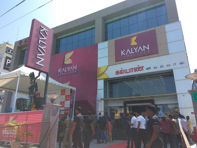 Sonam Kapoor Stills at Kalyan Jewellers Inaguration