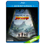 Jumanji: En la selva (2017) BRRip 1080p Audio Dual Latino-Ingles