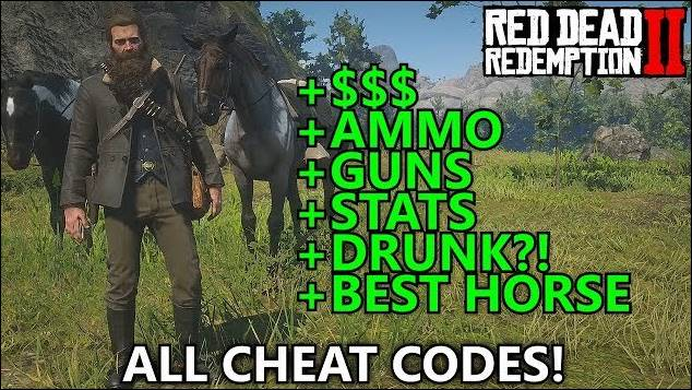 Cheat Red Dead Redemption 2 PS4 Xbox One X Uang
