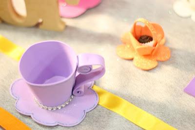Chá de cozinha, tema borboletas, chá de panelas