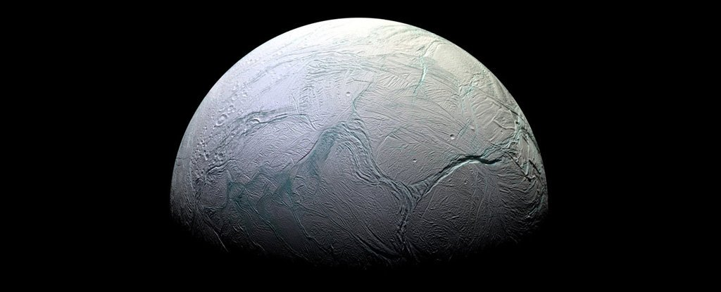 An Ocean On Enceladus Contains The Main Ingredients For Life, According To NASA