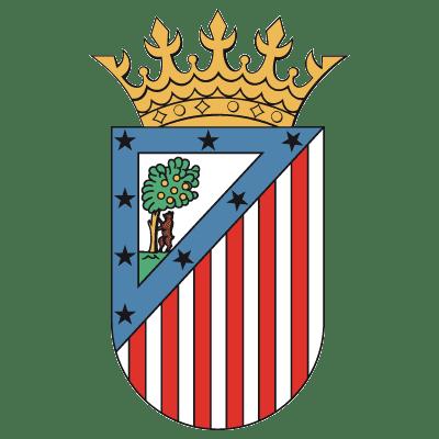 Escudos De Futebol Atletico De Madrid