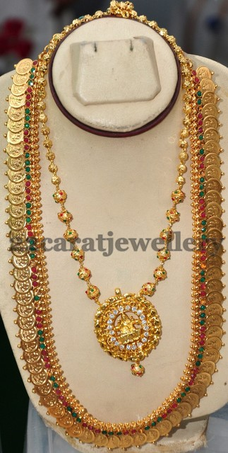 Imitation Gemstones Traditional Sets Jewellery Designs