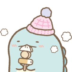 Sumikko Gurashi Winter Stickers