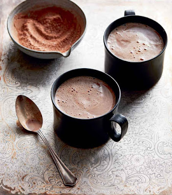 Homemade Spicy Hot Chocolate Mix Recipe