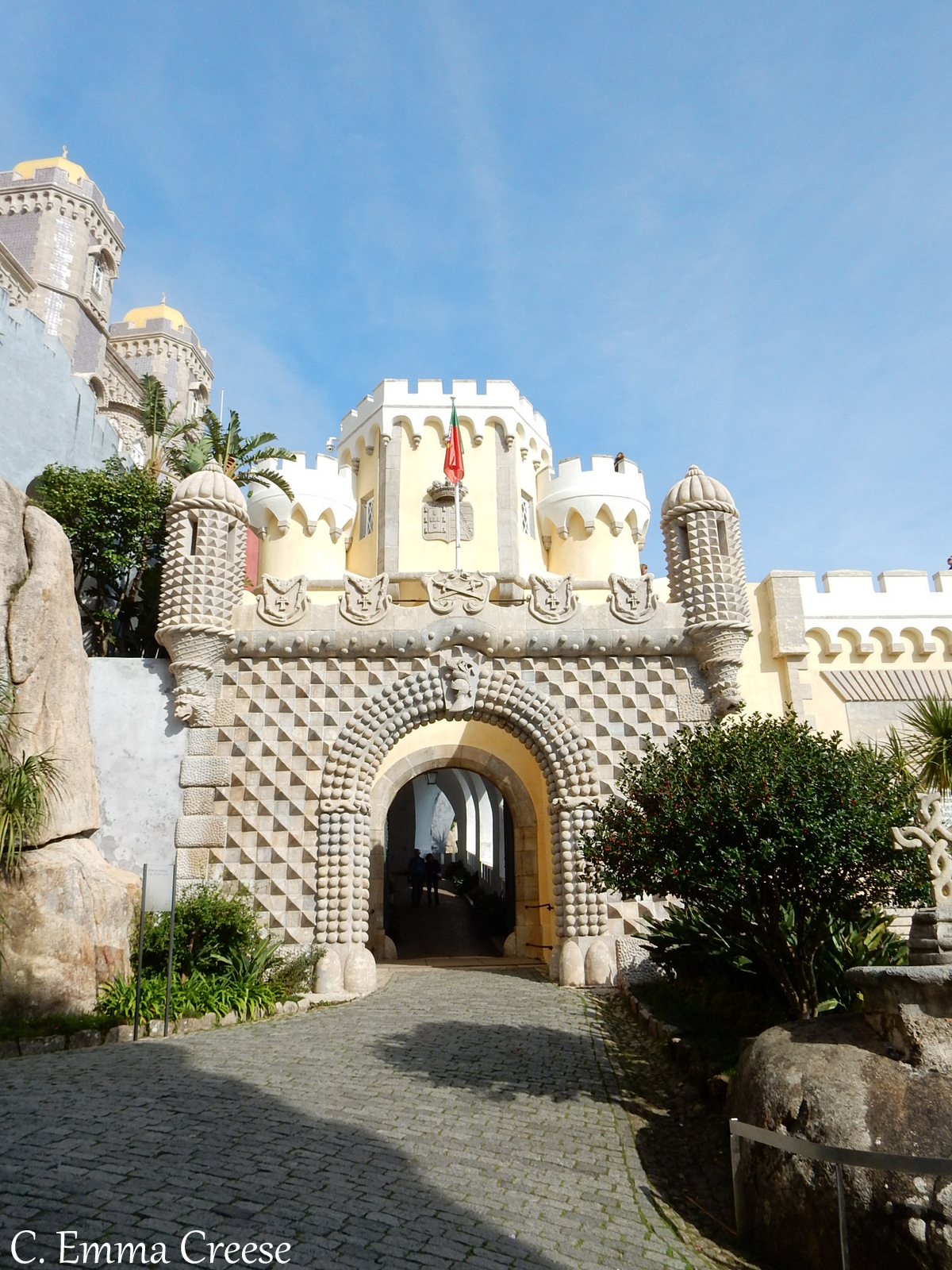 Things to do in Lisbon - Pena Palace Sintra
