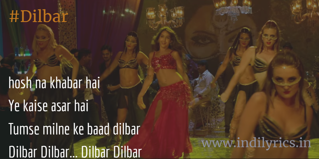 dilbar dilbar arabic version hd video song download