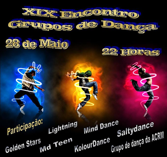 XIX Encontro de Grupos de Dança