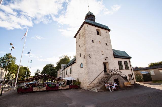 Vadstena-chiesa