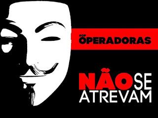 AnonBRNews, Anonymous, hacker, anatel, kassab, temer, operadoras