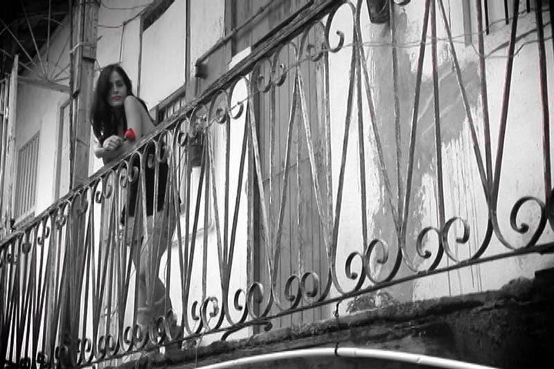 Luis Frank Arias Mosquera (Macry) - ¨La Rosa¨ - Videoclip - Dirección: Orlando Domínguez. Portal Del Vídeo Clip Cubano - 08