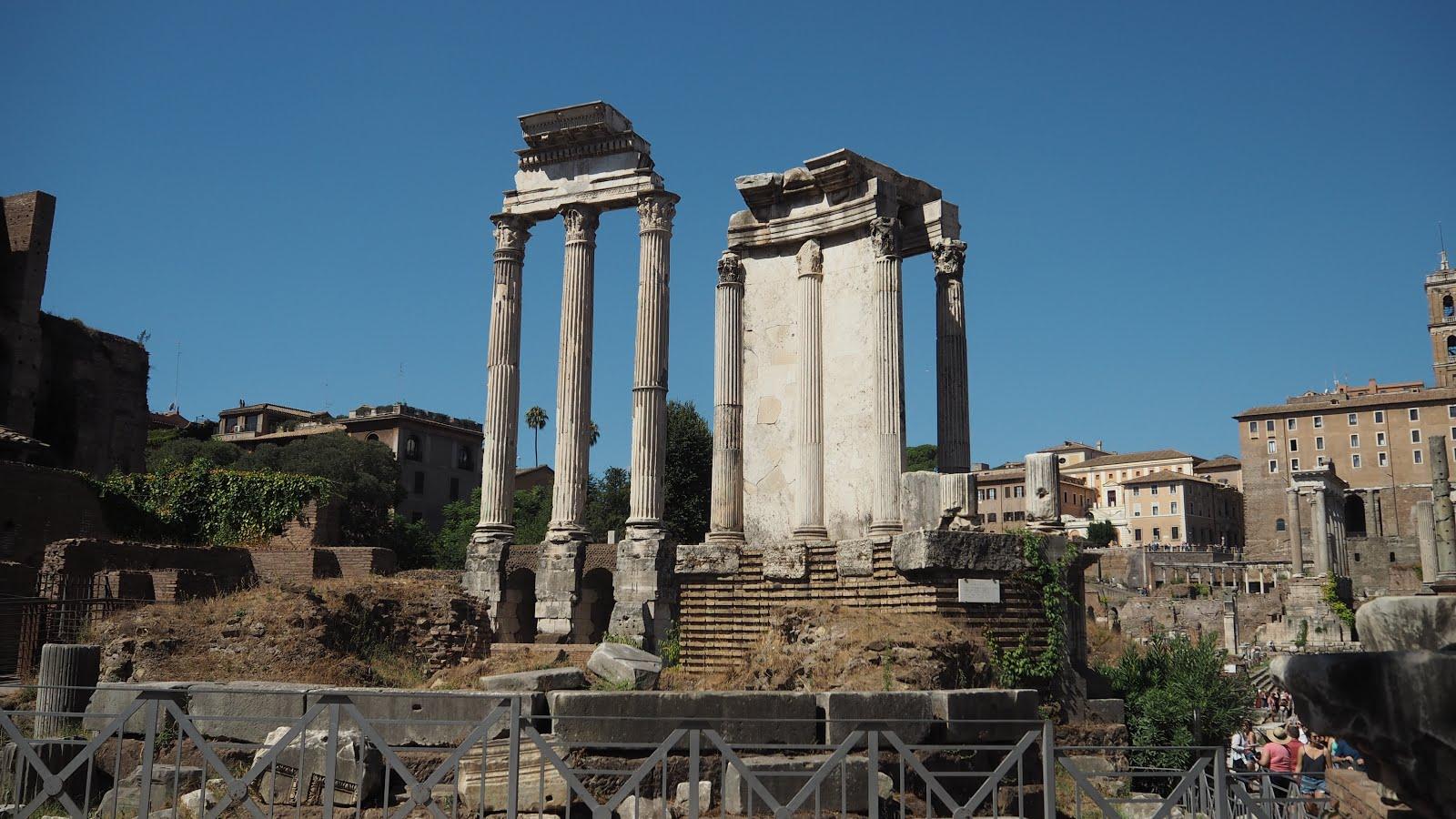 city_trip_rome_forum
