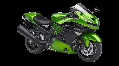 New 2016 Kawasaki Ninja ZX-14R HD Image gallery