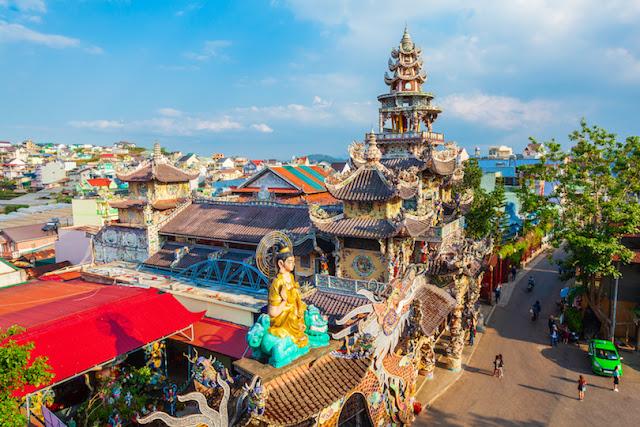 Da Lat, Best Cities to Visit in Vietnam