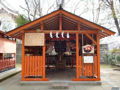 生國魂神社鴫野神社