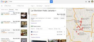 Nyari Hotel, Kenapa Nggak Di Google Aja ?