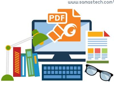 برنامج Foxit Reader 8.0 لفتح وتشغيل  ملفات PDF بي دي اف