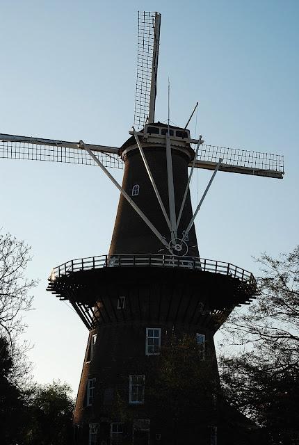 moulin De Valk  Leyde