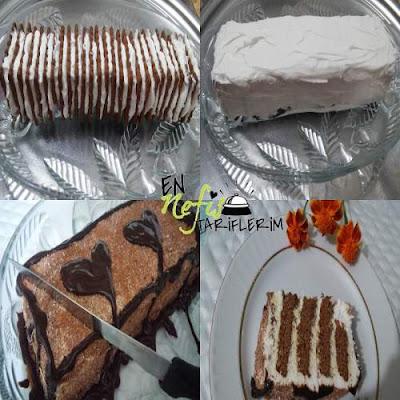 Bisküvili Pasta Malzemeleri