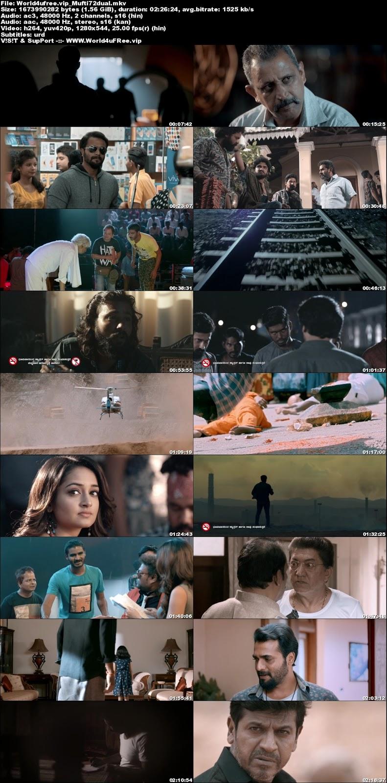 Mufti 2017 Dual Audio 720p UNCUT HDRip Download x264 world4ufree.vip , South indian movie Mufti 2017 hindi dubbed world4ufree.vip 720p hdrip webrip dvdrip 700mb brrip bluray free download or watch online at world4ufree.vip