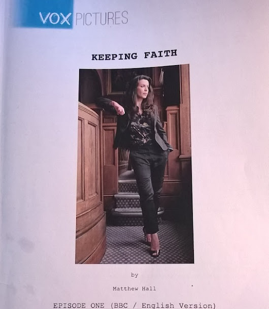 Keeping Faith Starts Production ...