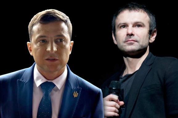Вакарчук - президент, Зеленський - прем'єр. Чому це не дуже смішно