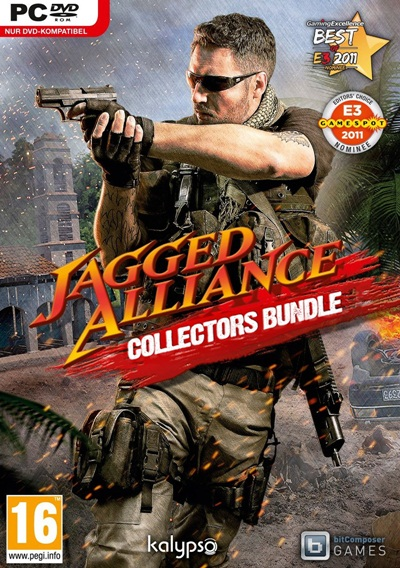 Jagged Alliance Collector's Bundle PC Full Español PROPHET