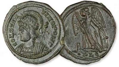 Borsec monede romane