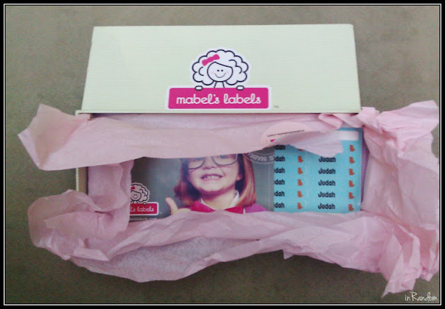 Mabel's Labels box