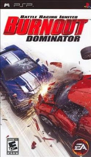 Burnout Dominator High Compress Cso PPSSPP