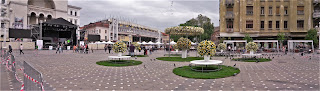 Mii de timisoreni participa la Festivalul Florilor Timfloralis. FOTO si VIDEO