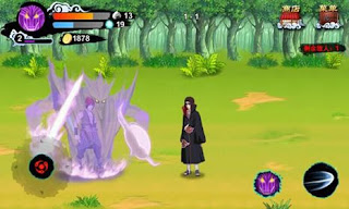 Download Sasuke Shippuden Adventure v1.1.40 Apk