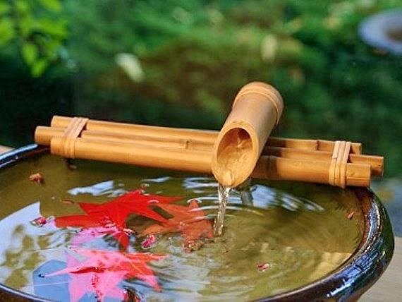Elemento de poder fuente de agua del feng shui - Donde colocar fuentes de agua segun feng shui ...
