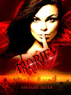 Marie - a superhero thriller by Ana Elise Meyer