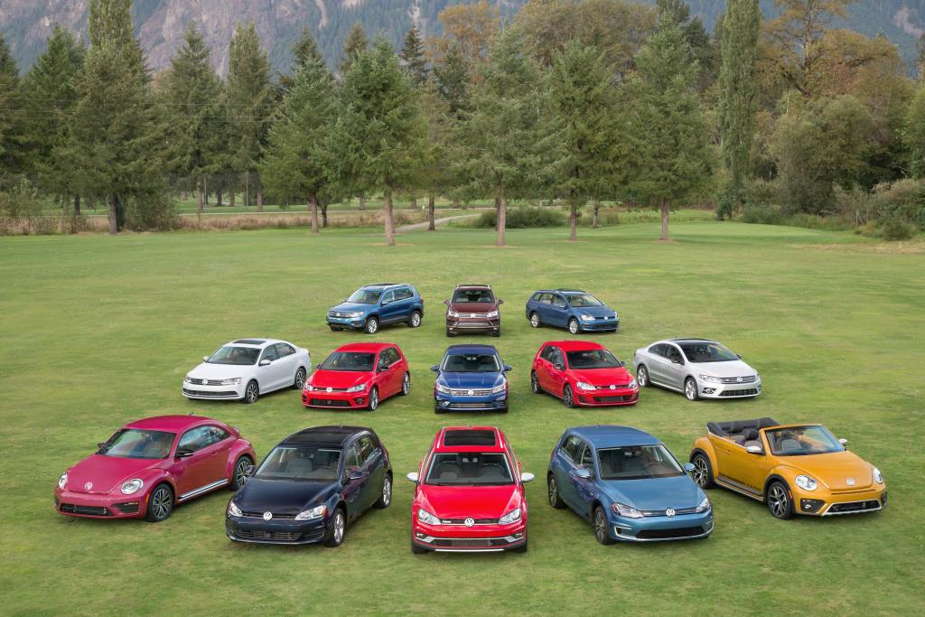 Grupo Volkswagen supera Toyota e passa a ser líder de vendas em todo o mundo