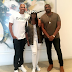 Tiwa Savage & Don Jazzy Meets Jay Z in New York - (Photos)