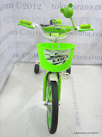 2 Sepeda Anak Kasea 12D R300 16 Inci