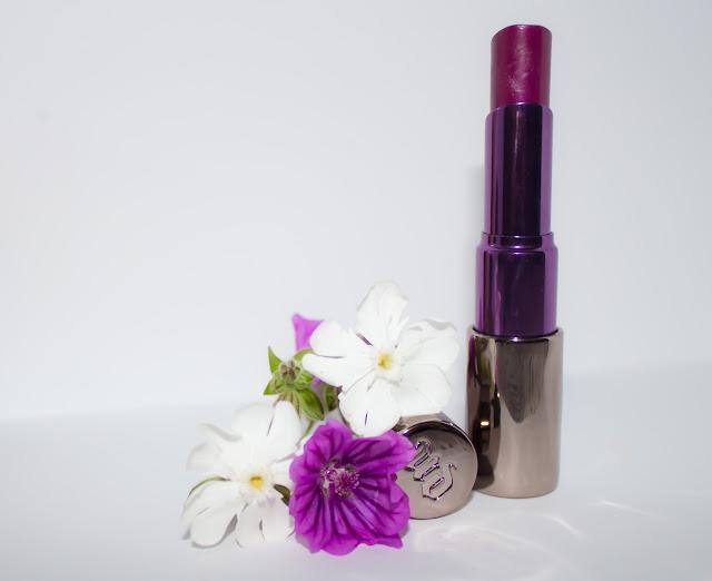 maquillage lèvres rouge à lèvres urban decay