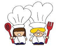 Resultado de imagen de cocineros dibujo