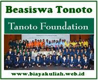Beasiswa Tonoto 2017/2018 untuk Pelajar, Mahasiswa, dan Guru