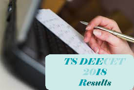 TTC Results 2018, TTC Results, DEECET Results 2018, DEECET Results, TS DEECET Results, TS DIETCET Results