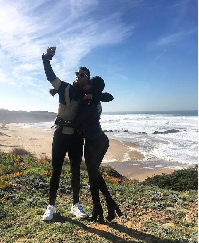 Photos: Hot Cristiano and Georgina; Picture perfect, Couple Perfect
