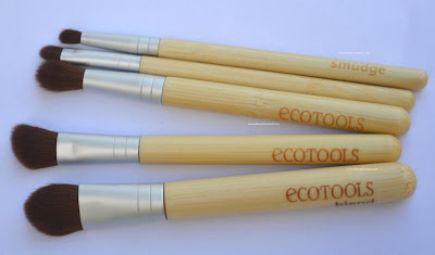 EcoTools Bamboo Eye Brush Set