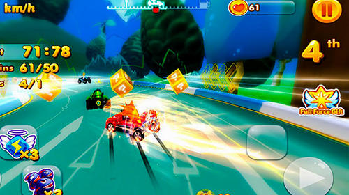 Crash nitro kart apk android
