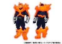 เอนเดฟเวอร์ (Endeavor) @ My Hero Academia: Boku no Hero Academia มายฮีโร่ อคาเดเมีย