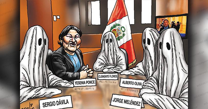 Carlincaturas Domingo 18 Agosto 2019 - La República
