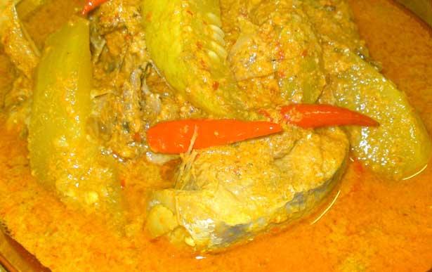 Resep dan Cara Membuat Masakan Gulai Ikan Tongkol