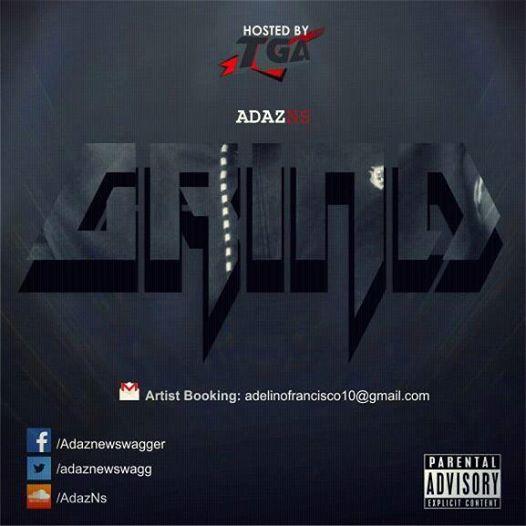 AdazNs - Grind (SHLMG) ( 2o16 )