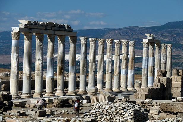Laodikya Antik Kenti Gezi Rehberi