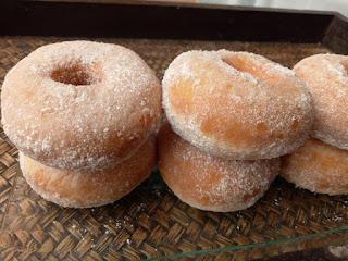 Resepi Donut Mudah Lembut Sedap Ringkas